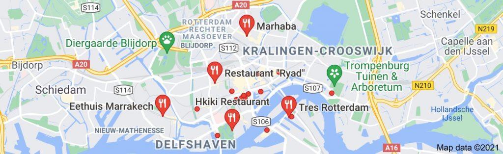 Rotterdam eettent